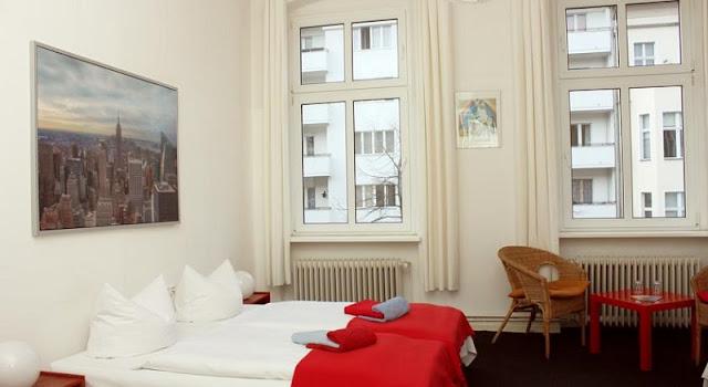 Pension Kreuzberg em Berlim
