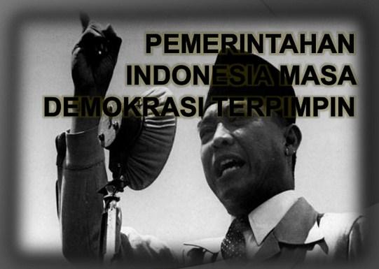 Sistem Politik Negara Indonesia dari Waktu ke Waktu