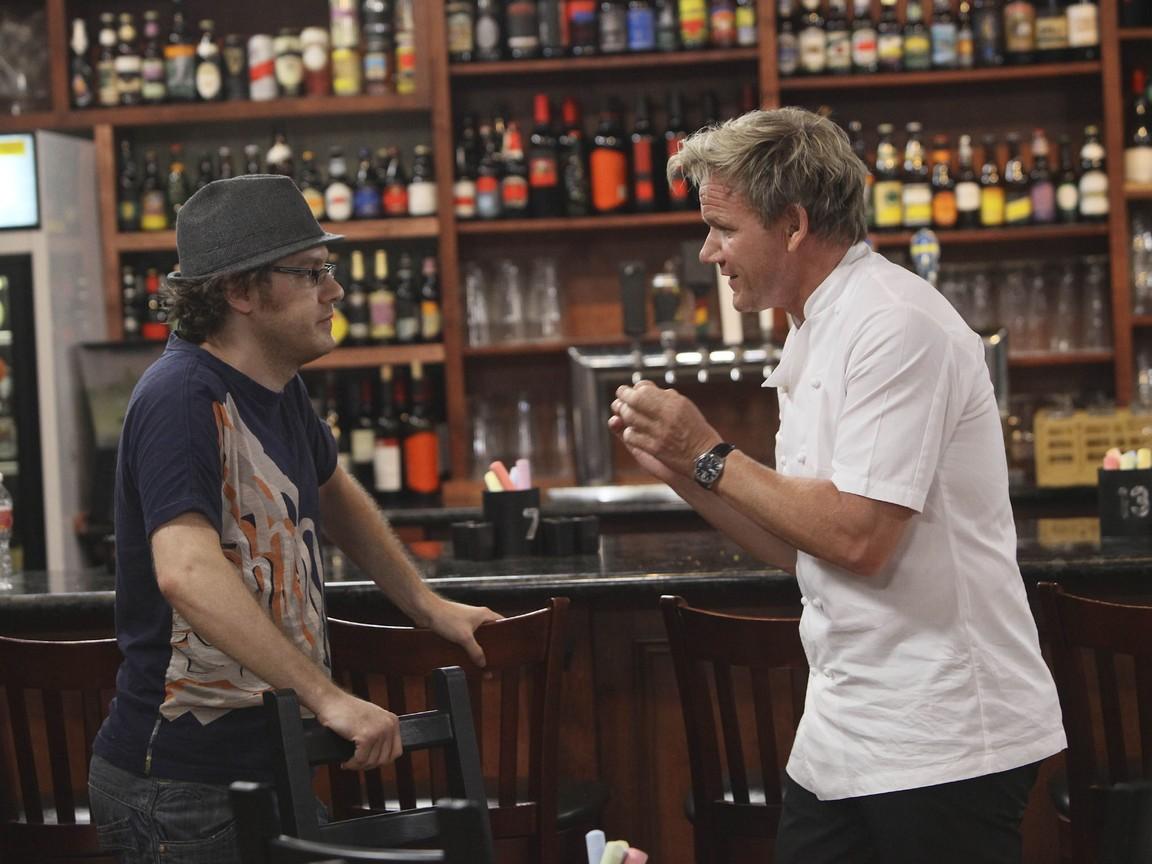 Gordon Ramsay Kitchen Nightmares Usa Watch Online Burger Kitchen