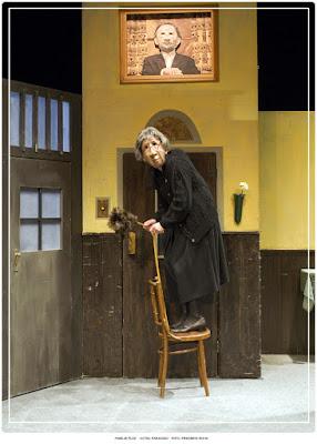 """Théâtre """"Hôtel Paradiso"""" de Familie Flöz"""