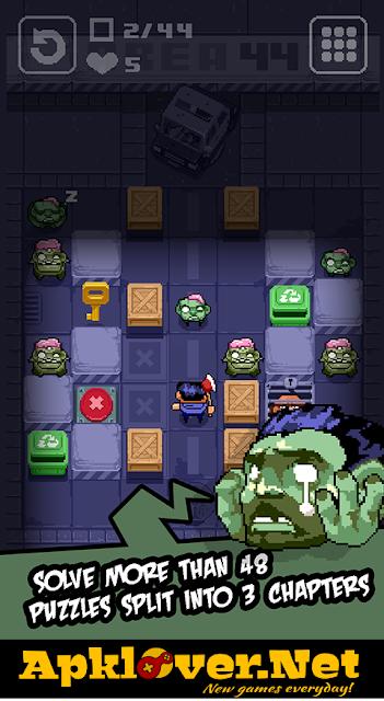 Zombie Maze APK MOD Unlimited money & Unlocked