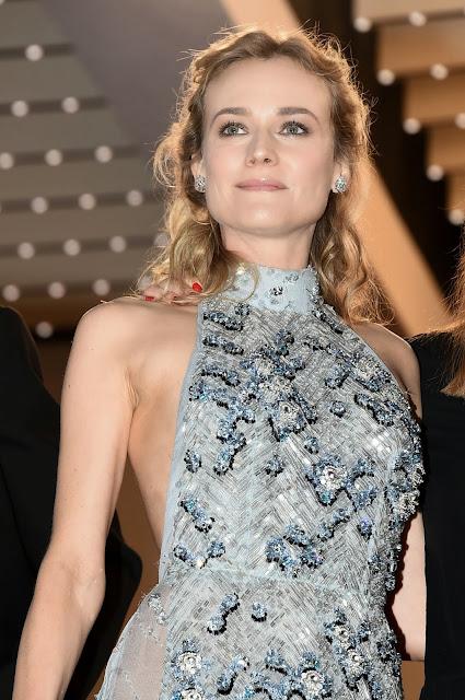 Diane Kruger at 2015 Cannes Film Festival