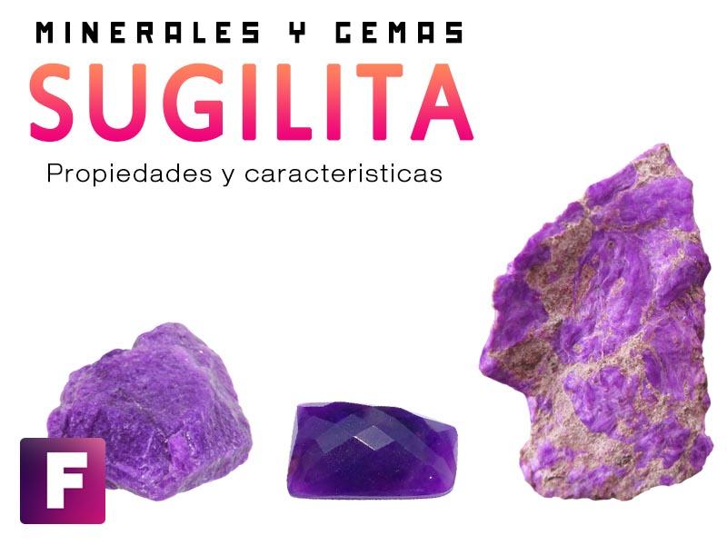 Sugilita - Propiedades y caracteristicas | Foro de minerales
