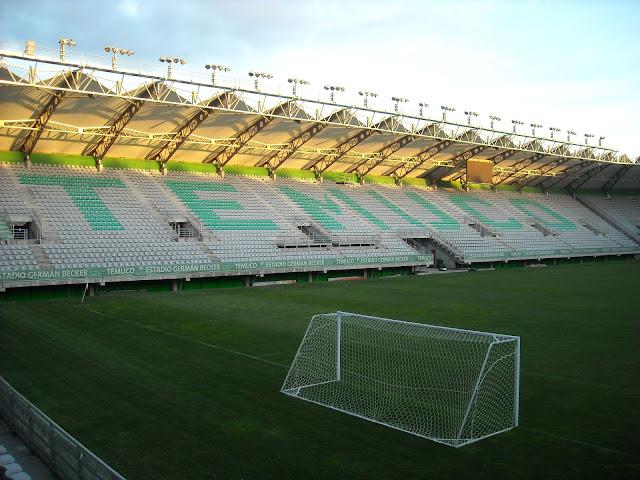 Estádio German Becker de Temuco