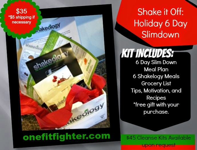 cleanse kits, holiday cleanses,