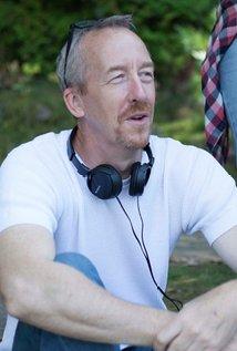 Brett Heard. Director of Stag (2013)