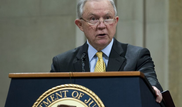 AG Sessions in wake of explosive memo: 'No department is perfect'