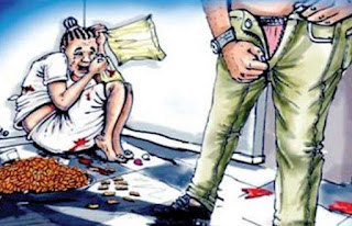 Man  allegedly rapes 79-year-old woman in Mihintale
