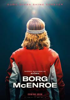 Borg/McEnroe - Poster & Trailer