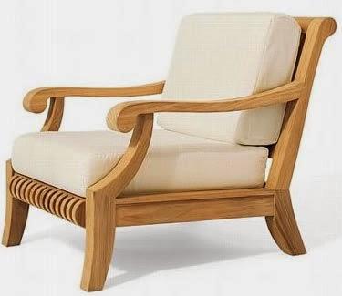 Sunbrella Fabric cushions (Seat & Back) for 1 Sofa, 1 Lounge Chair & 1 Ottoman