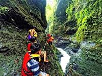 Ranto Canyon Brebes, Info (Lokasi, Rute Jalan dan Tiket Masuk)