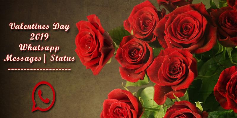 Valentines Day Whatsapp messages, Valentines Day Whatsapp status,