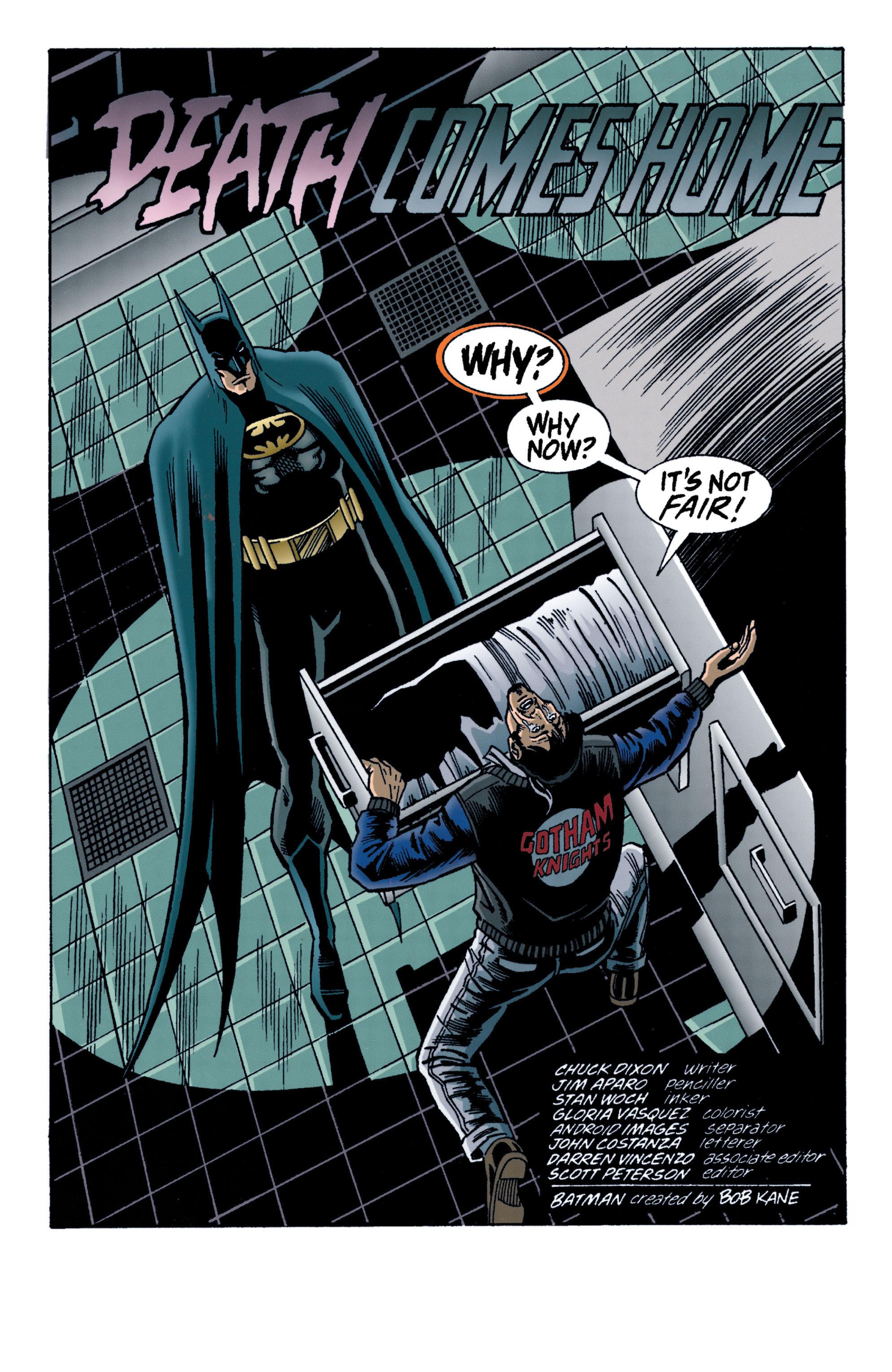Detective Comics (1937) 716 Page 1