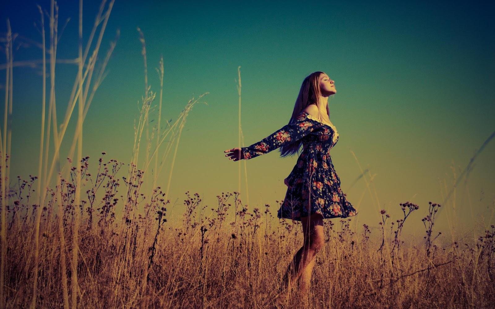 Mujer libre