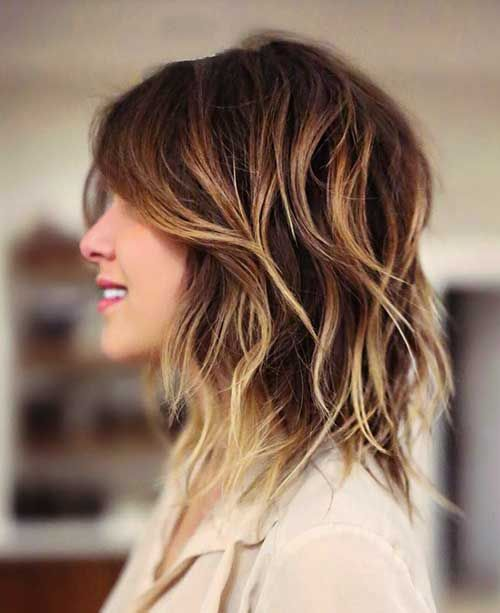 New Layered Hairstyles