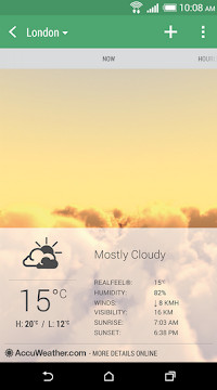 HTC Weather for Android (1)