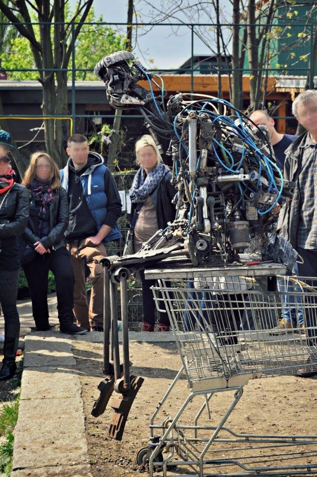 Mauerpark Fleamarket Berlin