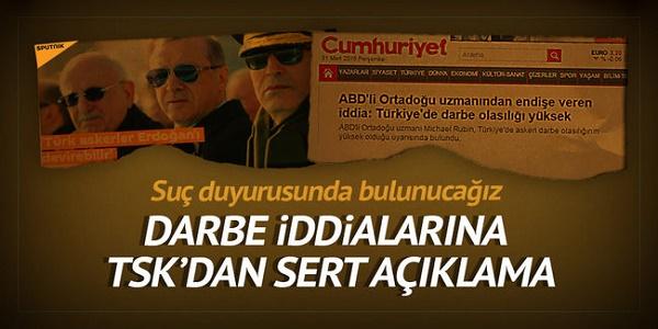 Φήμες για στρατιωτικό πραξικόπημα στη Τουρκία