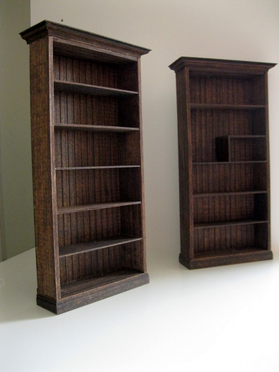 My Travel Journal: Unskilled Laborer Builds Bookcases