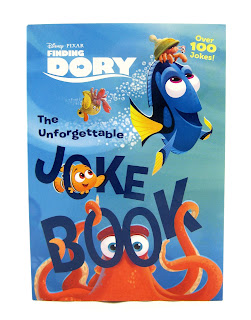 finding dory unforgettable joke book