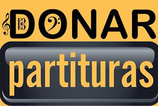 DONACIÓN COLABORACIÓN PROYECTO TOCAPARTITURAS.COM