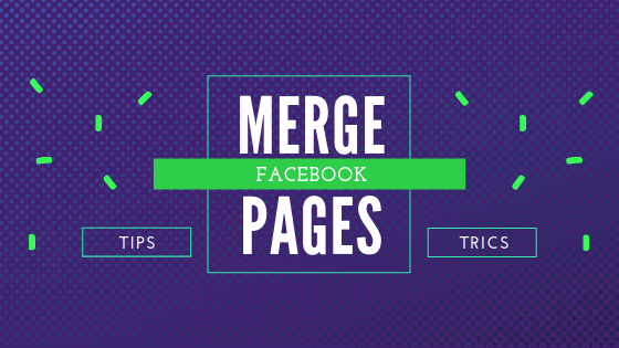 Merge Pages In Facebook<br/>