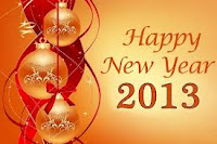 happy new year 2013 sms