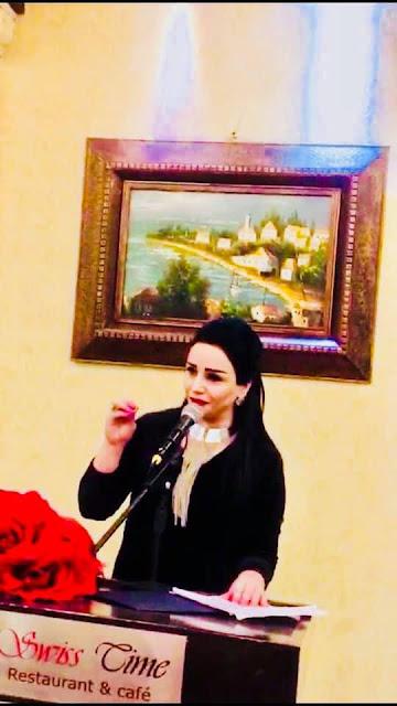 هيئة الحوار الثقافي الدائم ومنتدى ليل وحكي في أمسية شعرية بمناسبة عيد الحب