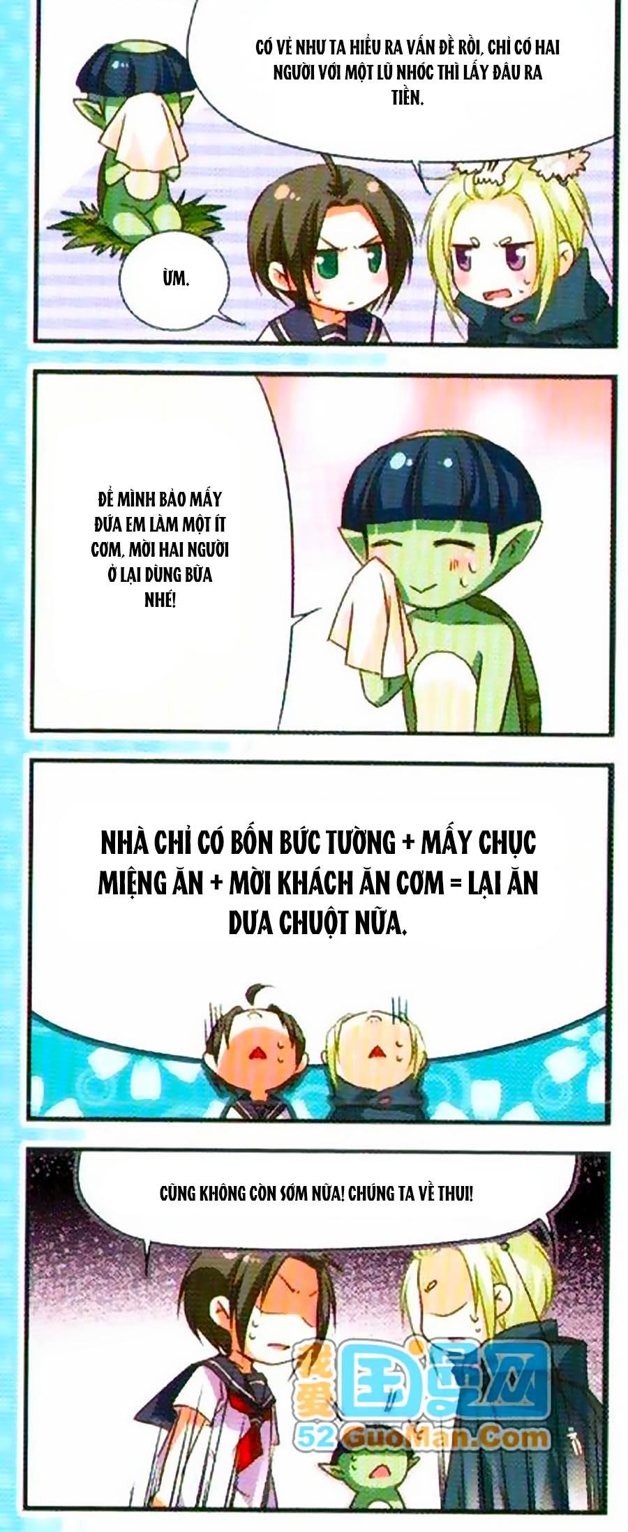 Manh Tam Quốc Chap 61 - Next Chap 62