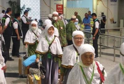 Pelunasan Biaya Haji Khusus Tahap Pertama