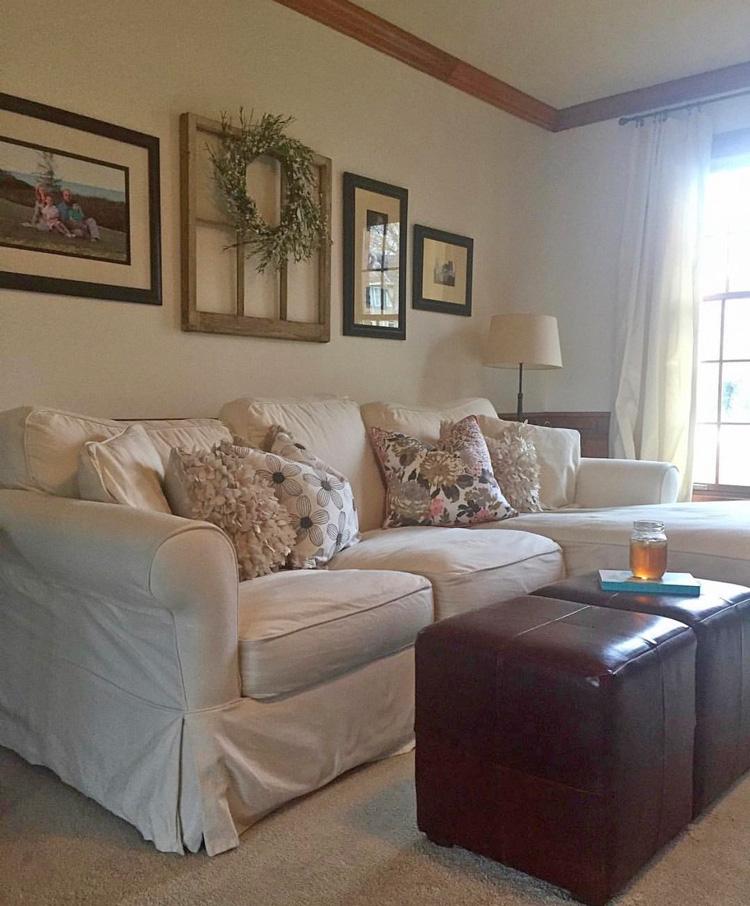 family room sectional sofa