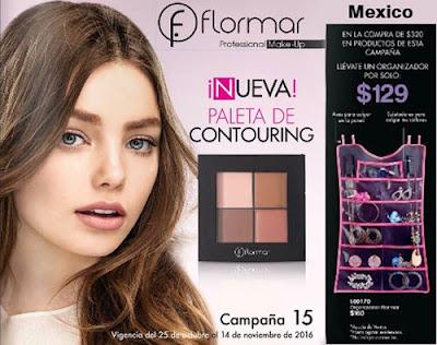 catalogo flormar campaña 15