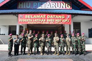 Marinir TNI AL dan USMC AS