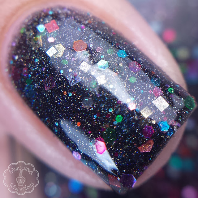Turtle Tootsie Polish - Midnight Madness