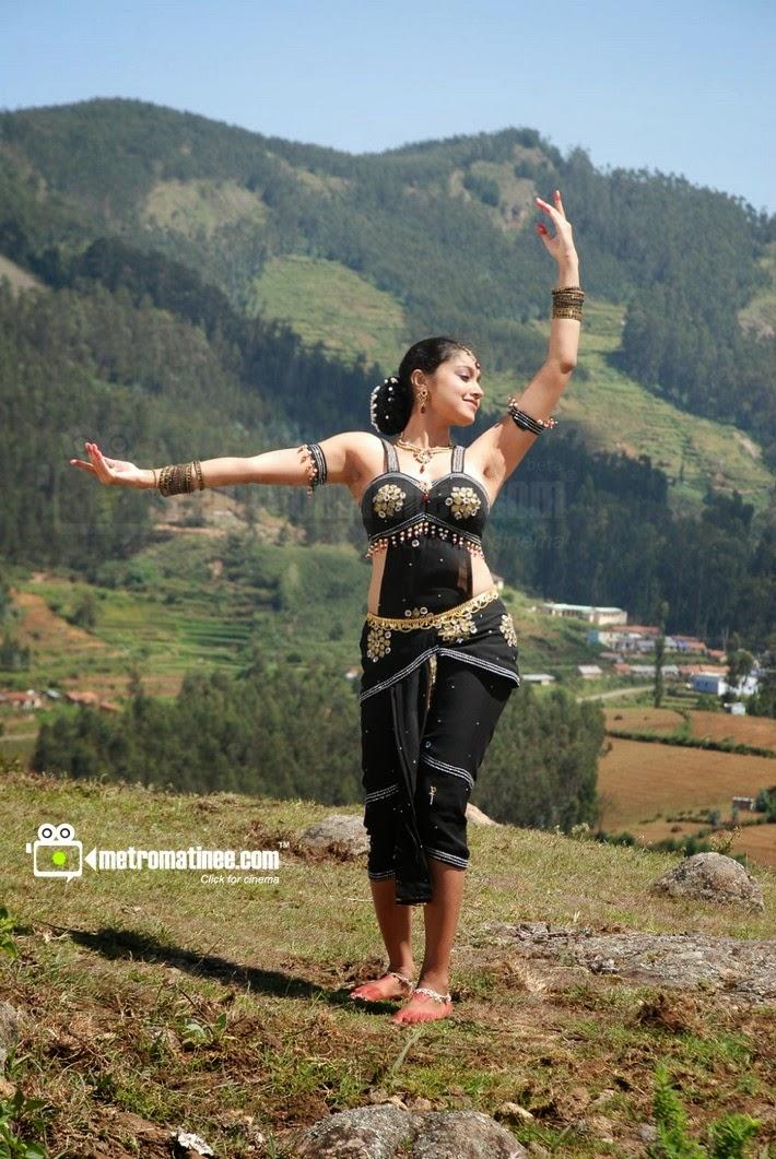 Sija Rose hot in Tamil movie Madhavanum Malarvizhiyum ...