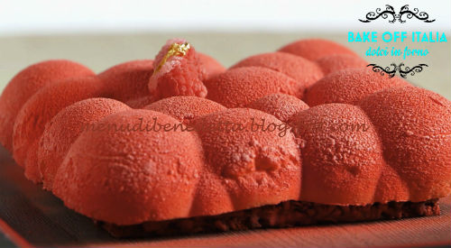 Torta Geometrica ricetta Malindi da Bake Off Italia 5