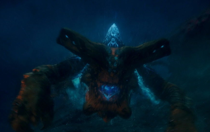7 of the biggest (non cosmic) movie monsters: Giant ... Pacific Rim Kaiju Category 5