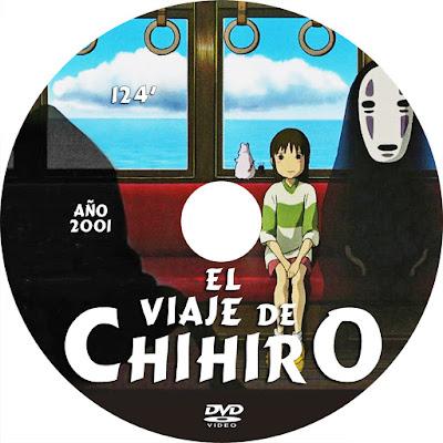 El viaje de Chihiro - [2001]