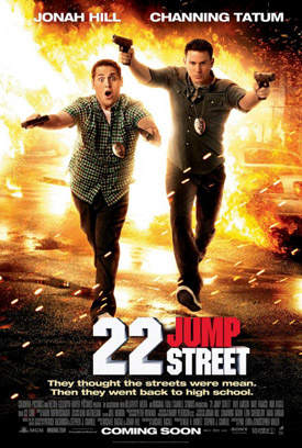 22 Jump Street Movie Film 2014 - Sinopsis