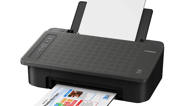 Printer Ekonomis Canon PIXMA TS307, Cetak dan Copy dari Smartphone Jadi Mudah dan Cepat