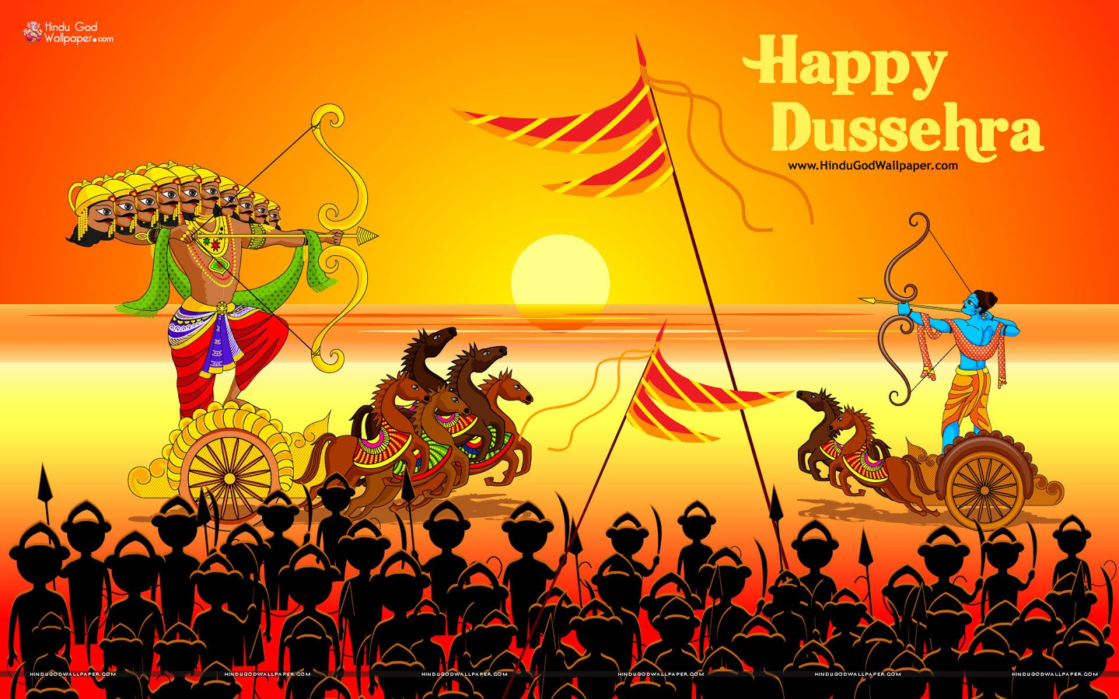 Happy dussehra 2016 special wishes in hindienglish and marathi 15 ram and ravan dussehra wallpaper as well as including with special dussehra wishes also on this page you will find happy dussehra 2016 smswishes and m4hsunfo