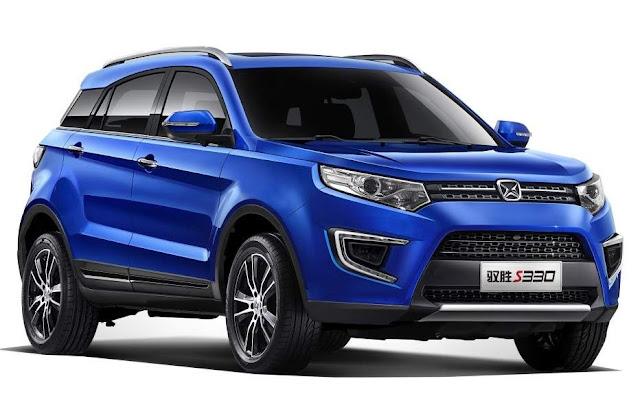 Yusheng S330 - Ford Territory