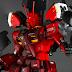 Custom Build: MG 1/100 Gundam Amazing Red Warrior