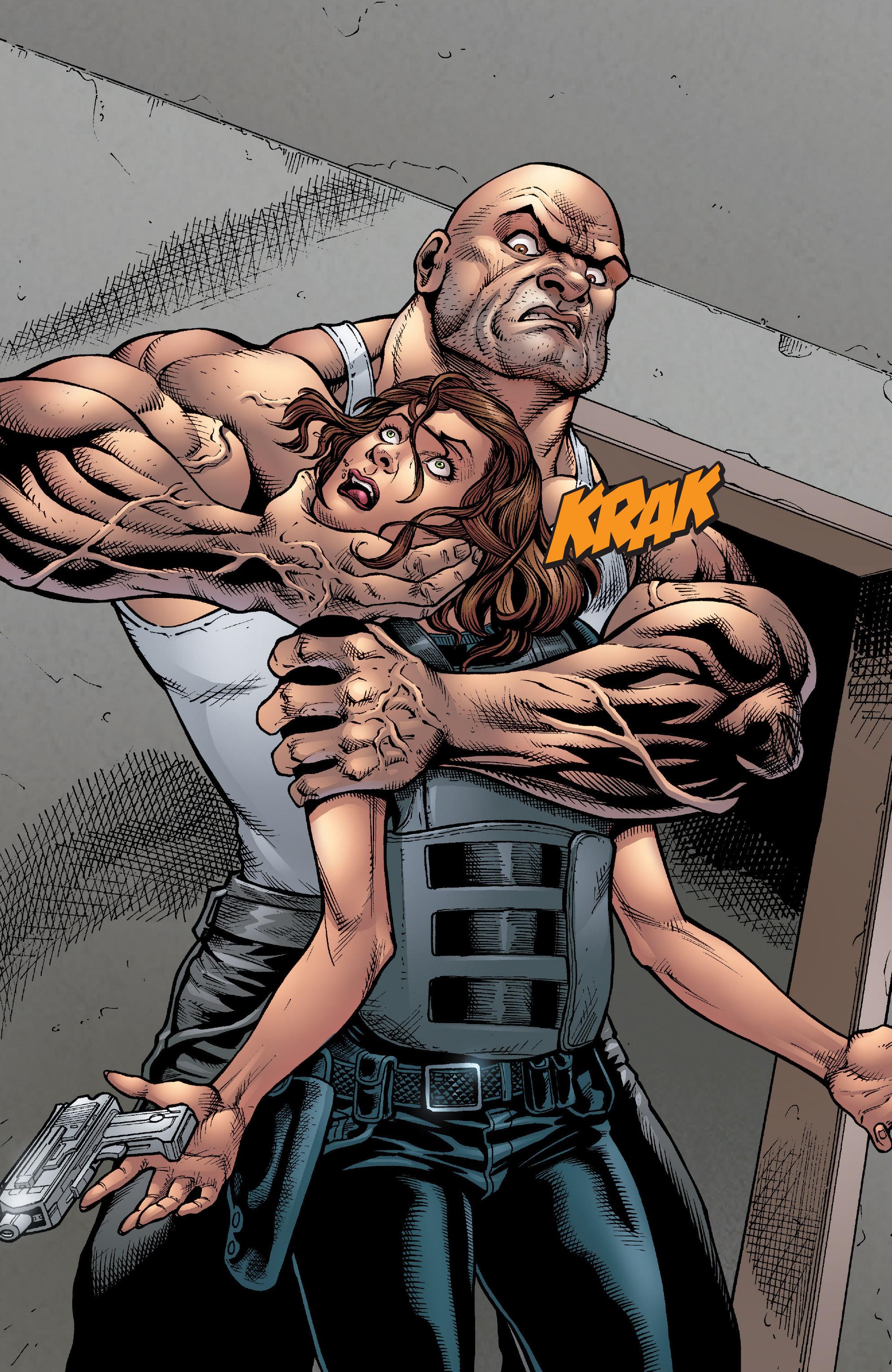 Read online She-Hulk (2005) comic -  Issue #22 - 13