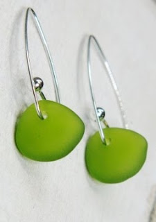 http://sosiedesigns.com/item_890/Eco-Sea-Glass-Marquis-Earrings--Peridot.htm