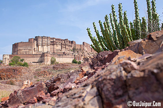 Jodhpur Land of Royals . . .
