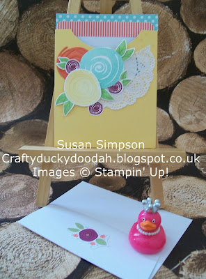 Craftyduckydoodah!, Pretty Pocket Card Kit, Sale-A-Bration, Stampin' Up! Susan Simpson UK Independent Stampin' Up! Demonstrator, Supplies available 24/7, Swirly Birds, Swirly Scribbles Thinlets Dies,