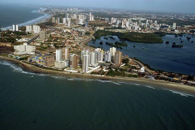 São Luis, Capital do Estado do Maranhão