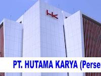 PT Hutama Karya (Persero) - D3 HSE Mgr Regional Area II Hutama Karya March 2018
