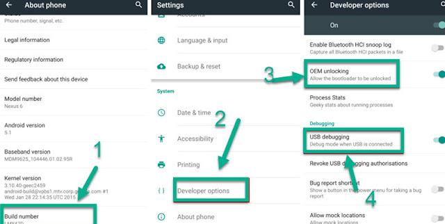 Cara Install TWRP dan Root Motorola Moto Z 2016,Ini caranya   2